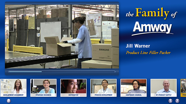 Family of Amway-2